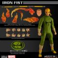 Mezco One:12 Collective Marvel Iron Fist Action Figure